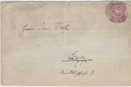BS Brief Aus FRIEDRICHSHÜTTE 7.12.82 Gefaltet Und Verfärbt - Lettres & Documents