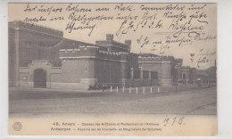Antwerpen - Kazerne Van De Vuurwerk .. 1915 - Antwerpen