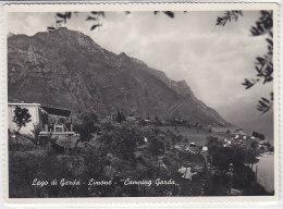 Limone - Camping Garda - 1955 - Altre Città