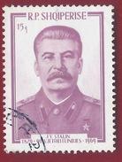 1969 - Jossif Stalin - Yt:AL 1216 - Used - Celebrità