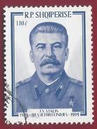1969 - Jossif Stalin - Yt:AL 1219 - Used - Albania