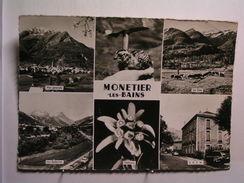 Monetier Les Bains - Vues Diverses - Sonstige Gemeinden