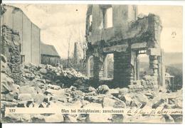 Blen Bei Helligblasen Zerschossen - Guerre 1914-18