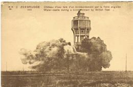 162 ZEEBRUGGE  Ruines Puinen - Zeebrugge