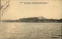 N°1821 QQQ LR 11  RIVIERE DU FAOU ILE DE TIBIDY PREMIERE RESIDENCE DE SAINT GUENOLE - France