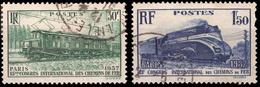 YT 339 Et 340 - Frankreich