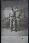 CARTE PHOTO 126 Ou 196 éme REGIMENT à Identifier MILITARIA - Documents