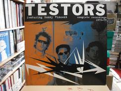 TESTORS - Complete Recordings 1976-79 - 2 LP - SWAMI - Sonny VINCENT - Punk