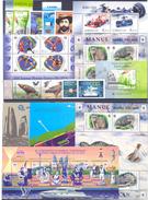 2016. Azerbaijan, Full Complete Year Set 2016, 21 Stamps + 9 S/s + 3 Sheetlets, Mint/** - Azerbaïjan