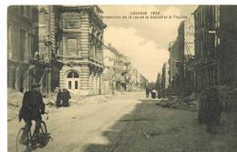 211 LEUVEN  Ruines Puinen - Leuven