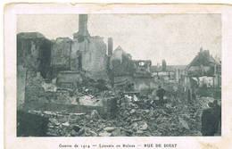 212 LEUVEN  Ruines Puinen - Leuven