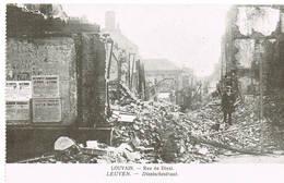 213 LEUVEN  Ruines Puinen - Leuven