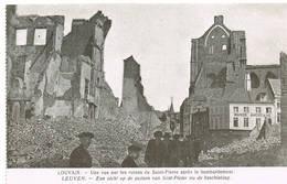 216 LEUVEN  Ruines Puinen - Leuven