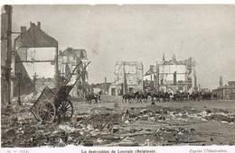221 LEUVEN  Ruines Puinen - Leuven