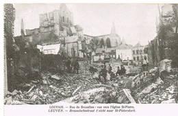 224 LEUVEN  Ruines Puinen - Leuven
