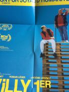 Dépliant/Affiche (21x15 Cm / 42x30 Cm) : Willy, Boukherma, Gautier & Thomas - Merchandising