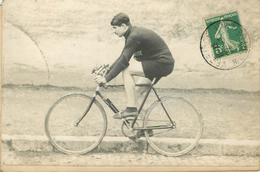 Vezelise ? Carte Photo  - Cyclisme Cycliste - Vezelise