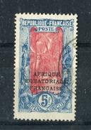 CONGO -  N° 88 Oblitéré - Timbre En Bon état - Un Très Léger Clair Au Centre (scan Du Verso) Cote 5 Euros - Usati