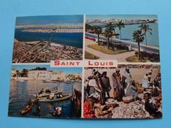 SAINT-LOUIS () Anno 19?? ( Zie Foto Voor Details ) ! - Sénégal
