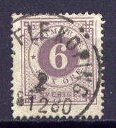 Schweden Nr.20 B              O  Used                       (1012) - Oblitérés