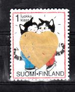 Finland 1998 Mi Nr 1423 , Valentijn - Usati