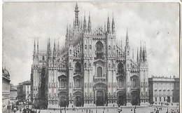ITALIE  - MILAN - Cathédrale - Milano (Milan)