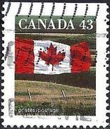 Canada 1994 - National Flag ( Mi 1338Ho - YT 1298b )
