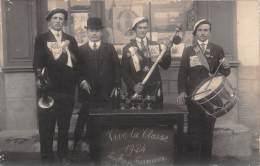 49 - MAINE ET LOIRE / Cernusson - Carte Photo - Les As De Cernusson 1924 - Conscrits - Rare ! - Autres Communes