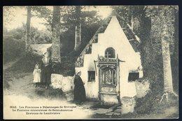 Cpa Du 29 Environs De Landivisiau , La Fontaine Miraculeuse De Saint Anastase  NCL37 - Landivisiau