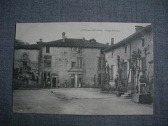 RUPT AUX NONAINS  -  55  -  Vieux Château  -  MEUSE - Other Municipalities