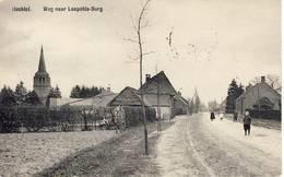 Hechtel Weg Naar Leopolds-Burg 1911 - Hechtel-Eksel
