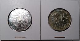 5 EUROS AUSTRIA 2007 PLATA (CENT. REFORMA DERECHO AL VOTO) - Autriche