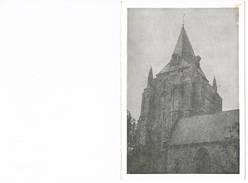 Bovekerke, Houtem-Veurne, Kuurne, Oostduinkerke: 1983,  E.H. Huyghe Henri (2 Scans) - Devotieprenten