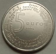 5 EUROS HOLANDA (PAÍSES BAJOS) 2004 PLATA (AMPLIACION U.E.) - Paises Bajos