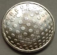 5 EUROS HOLANDA (PAÍSES BAJOS) 2005 PLATA ( 60 ANIV. FINAL II GUERRA MUNDIAL) - Paises Bajos