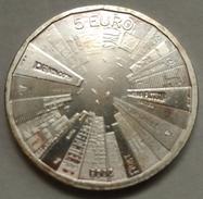 5 EUROS HOLANDA (PAÍSES BAJOS) 2008 PLATA (ARQUITECTURA EN HOLANDA) - Paises Bajos