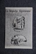 ALGER - La Dépêche ALGERIENNE - Alger