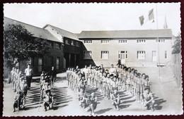 2 CPSM Scout PLUMAUGAT 22 Les HIRONDELLES BROONS Levée Des Couleurs Scoutisme - Movimiento Scout