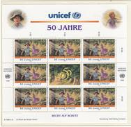 Onu Wien (1996) - 50° Anniversazio Unicef **