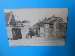 02) 01 - Cys La Commune ( Aisne ) Maison Du Chevalier Bayard Dernier Descendant Mort En 1826 - EDIT - T Malhomme - Frankrijk