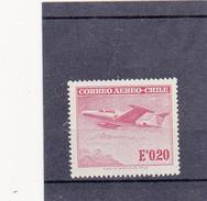 CHILI- 1962 - YT Nr.PA208 - Mi Nr.594 - Sn C239 - NEW -** - Chili
