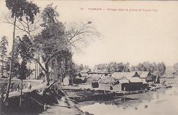 Yunnam - Village Dans La Plaine De Yunan-Fou   (170129) - Vietnam