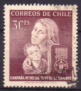 CHILI- 1963 - YT Nr.299 - Mi Nr.618 - Sn 342 - USED - ° - Chili