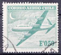 CHILI- 1963 - YT Nr.PA209 - Mi Nr.595 - Sn C240- USED - ° - Chili