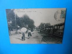 14) 01 - Riva-bella - La Gare - Train - EDIT - L.D - Riva Bella