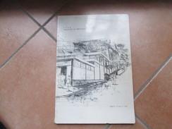 Napoli A.T.A.N 1984 Funicolare Di MONTESANTO Presentazione Opera E Tavole Allegate - Mappe