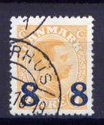 Dänemark Nr.130         O  Used       (358) - 1913-47 (Christian X)