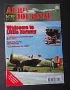 Aéro Journal, N° 19. L' Aéronavale Soviétique, Eté 1941 - Guerre 1939-45
