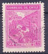CHILI-  1942 -  YT Nr. 195 - Mi Nr. 312 - USED - ° - Chili