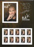 France 2009 - Ela - Zinedine Zidane - Collectors